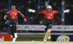 Knight Riders thrash St Lucia Stars in epic tournament opener