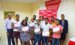 Digicel provides scholarships to successful students