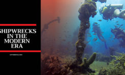 Shipwrecks in the Modern Era