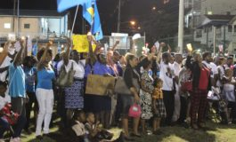 Saint Lucians demand Justice for Botham!