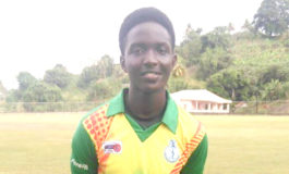Melius is MVP for 50 – overs Under 19