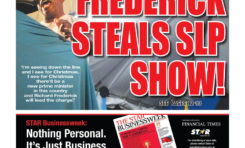 The STAR Newspaper For Saturday September 15th 2018