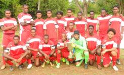 Three peat for El Ninos FC in Desruisseaux Football League