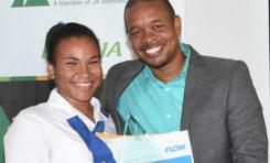 Flow Congratulates Junior Achievers