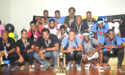 New Champions Crowned In Desruisseaux Football Knockout League Tournament
