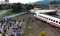 Prime Minister Expresses Condolences to Taiwan Following Train Derailment