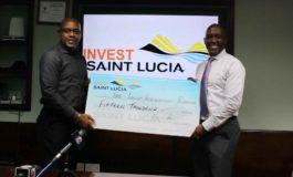 INVEST SAINT LUCIA SUPPORTS THE JUNIOR ACHIEVEMENT PROGRAMME