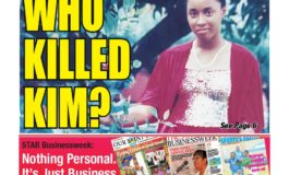 The STAR Newspaper For Saturday November 10th 2018