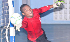 New Champions crowned in Corporate Warfare Futsal competition