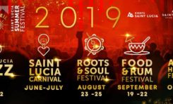 Saint Lucia Summer Festival 2019 Launched
