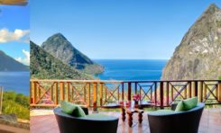 Three of Saint Lucia's Luxury Resorts listed among World's Top 50