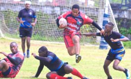 LUCELEC Michael Mathurin Rugby Challenge results