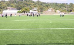 At long last a National Technical Centre for St Lucia Football Association Inc