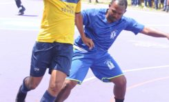 SLTCC schooled by visiting futsal team
