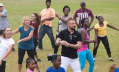 Body Holiday and Monchy Keep Fit Through Dance
