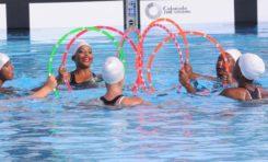 Aquatics Federation hosted a successful MIAGE Swim Meet