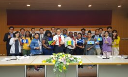 Taiwan's generosity almost beyond belief but the Caribbean knows its real!