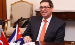 Cuba Foreign Affairs Minister leads delegation to Saint Lucia