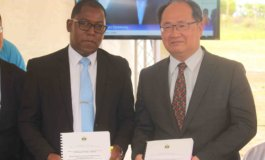 US$42 million Road Improvement and Maintenance contract signed